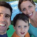 Jornalista Mendel Bydlowski estava passeando com a família em Guarujá, quando filho mais velho caiu do 5º andar e morreu