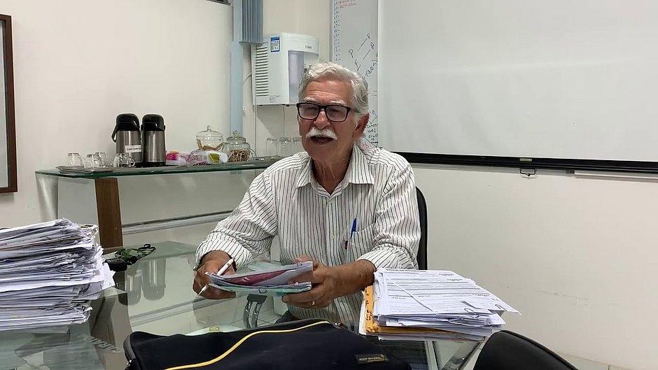 Brumado: Arquivado processo de impeachment do prefeito Eduardo Vasconcelos