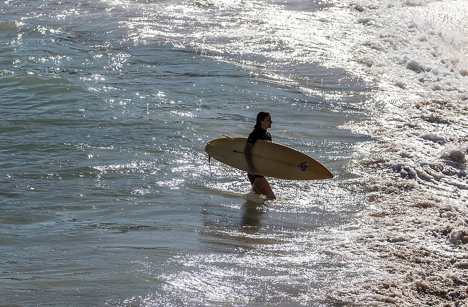 Mar aberto: praias liberadas devolverão aos moradores experiência do lazer favorito