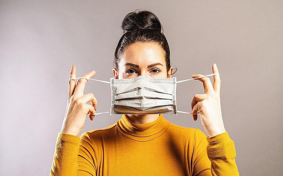 Com que máscara  eu vou? Veja 14 tipos que reduzem o risco de pegar o coronavírus