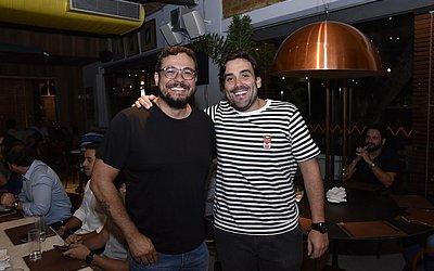 Ricardo Silva e Felipe Almeida