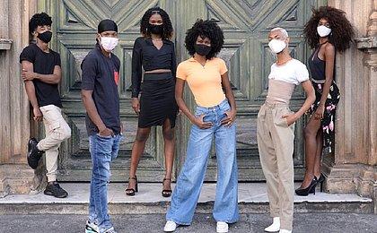 Tá on: selecionados do Afro Fashion Day fazem primeiro encontro