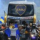 Ataque ao ônibus do Boca Juniors fez final da Libertadores ser cancelada