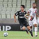 Gustavo Blanco em ação pelo Atlético-MG