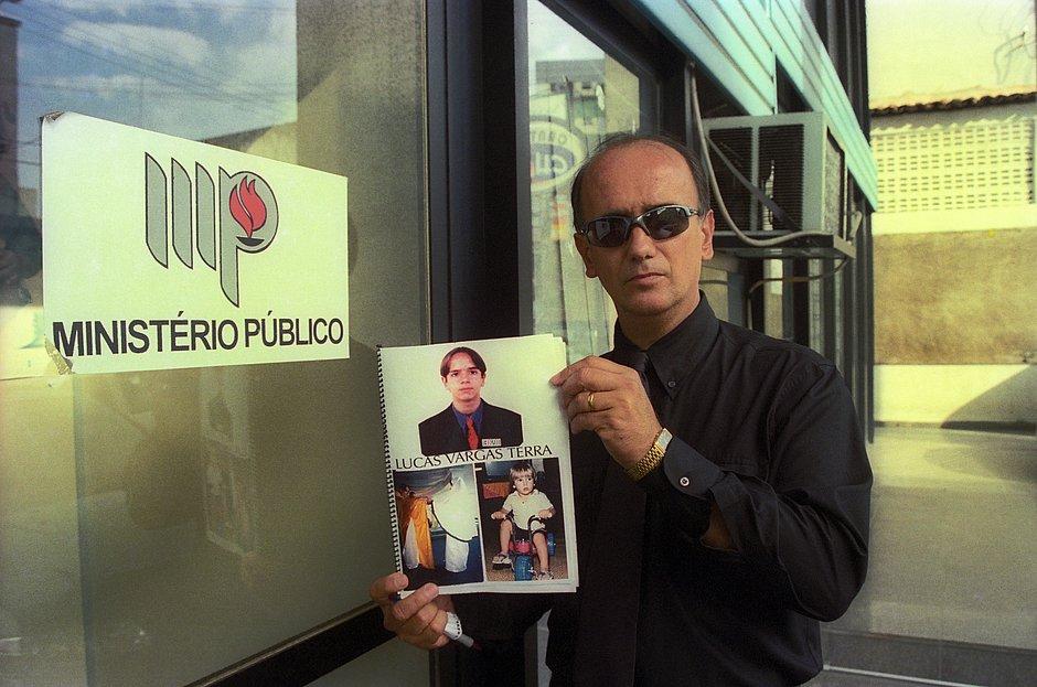 Morre pai de Lucas Terra, adolescente assassinado por ex-bispos da Universal