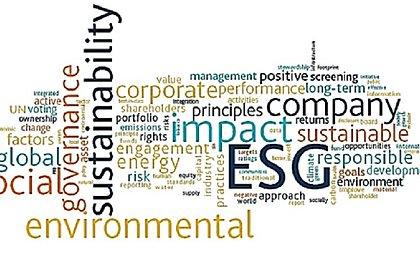 ESG na economia local e global
