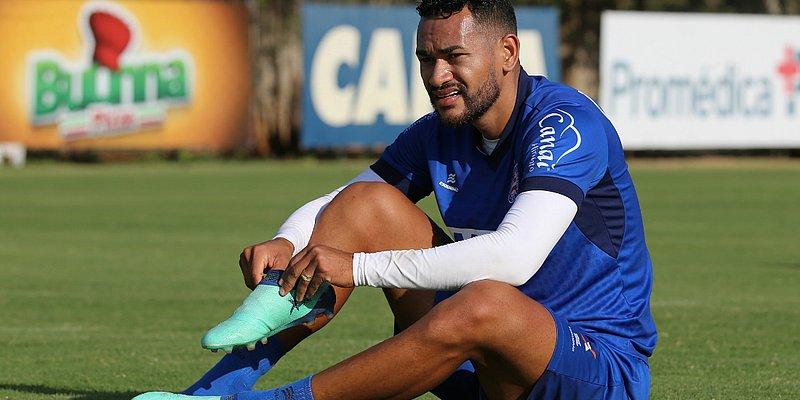 Bahia terá pelo menos dois reforços para jogo contra o Botafogo