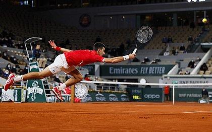 Djokovic irá tentar seu 18º troféu de Grand Slam