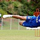 Artilheiro do Bahia no Brasileirão, Gilberto renovou contrato até 2020