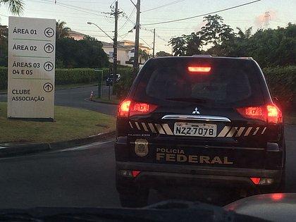 Casal é preso pela PF em condomínio de luxo em Salvador por lavagem de dinheiro