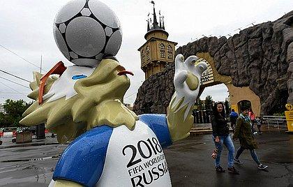 Reino Unido compara Copa da Rússia a Olimpíada de Hitler, em 1936