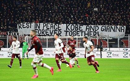Milan elimina Torino de virada e vai às semis da Copa da Itália