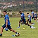 Antes de pegar o Ceará, neste domingo (23), no Castelão, elenco do Bahia terá apenas uma atividade