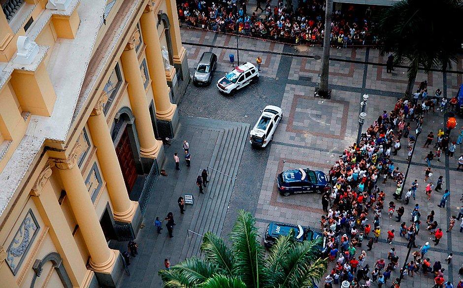 Morre quinto baleado por atirador em ataque na Catedral de Campinas