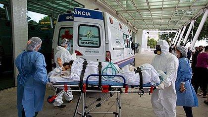 Pesquisa: cepa do Amazonas do coronavírus causa maior transmissão da doença