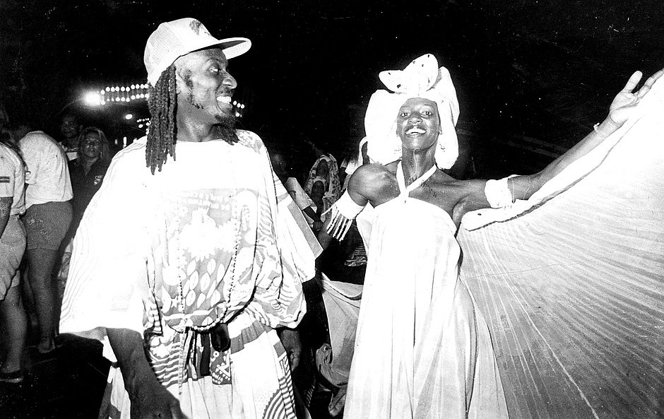 Cenas de Carnaval: Jimmy Cliff na Bahia