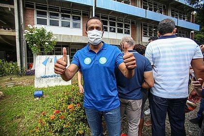 Bruno Reis, do DEM, é eleito novo prefeito de Salvador