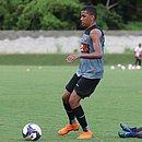 Capa está treinando na Toca do Leão há uma semana
