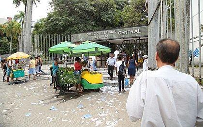 Veja como foi o dia de primeiro turno das eleições na Bahia