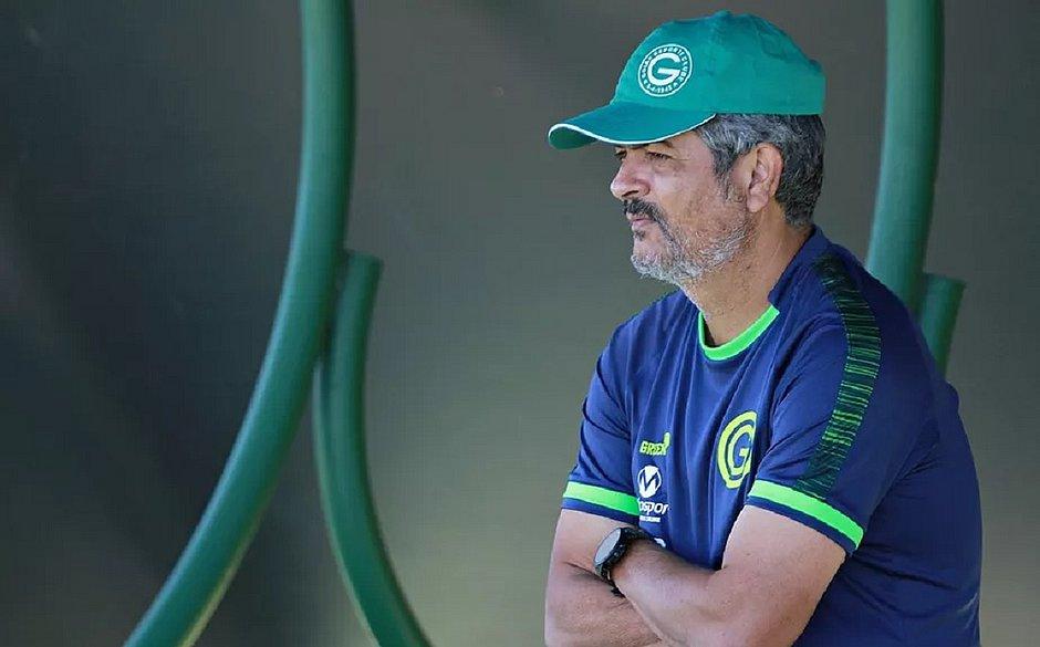 Ney Franco deixou o Goiás