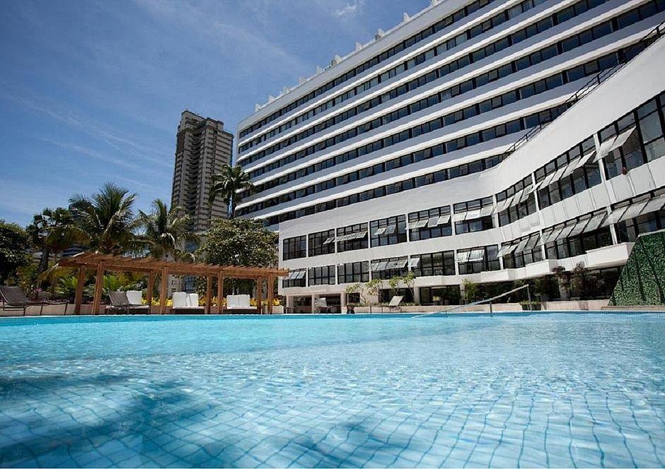 Salvador atinge 62,11% de ocupação dos hotéis em julho