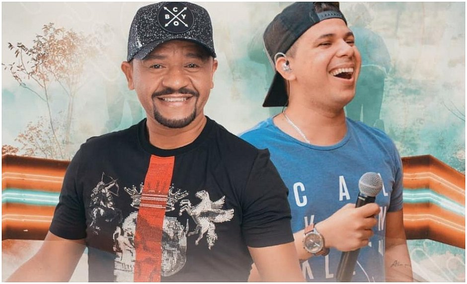 Vaqueiro Karkará e César Araújo dão voz ao sucesso