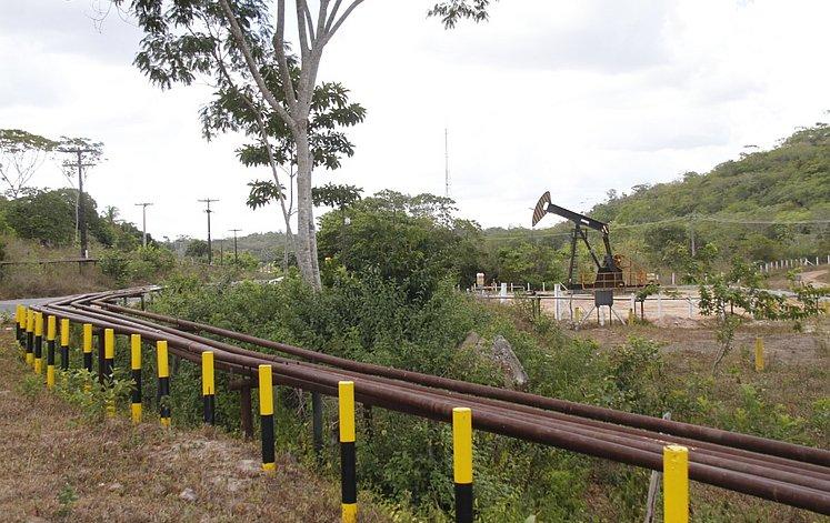 o petróleo era nosso