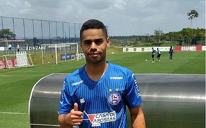 Raí Nascimento fez toda base na Espanha e terá a primeira chance no futebol brasileiro
