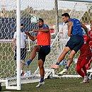 Com treino tático, Bahia encerrou a preparação para enfrentar o São Paulo, no Morumbi