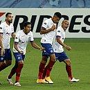 Bahia goleou o Melgar e se garantiu nas oitavas de final da Copa Sul-Americana
