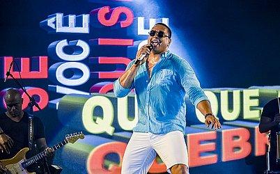Cantor e empresário Xanddy, do Harmonia do Samba, foi o convidado da live Empregos e Soluções dessa semana