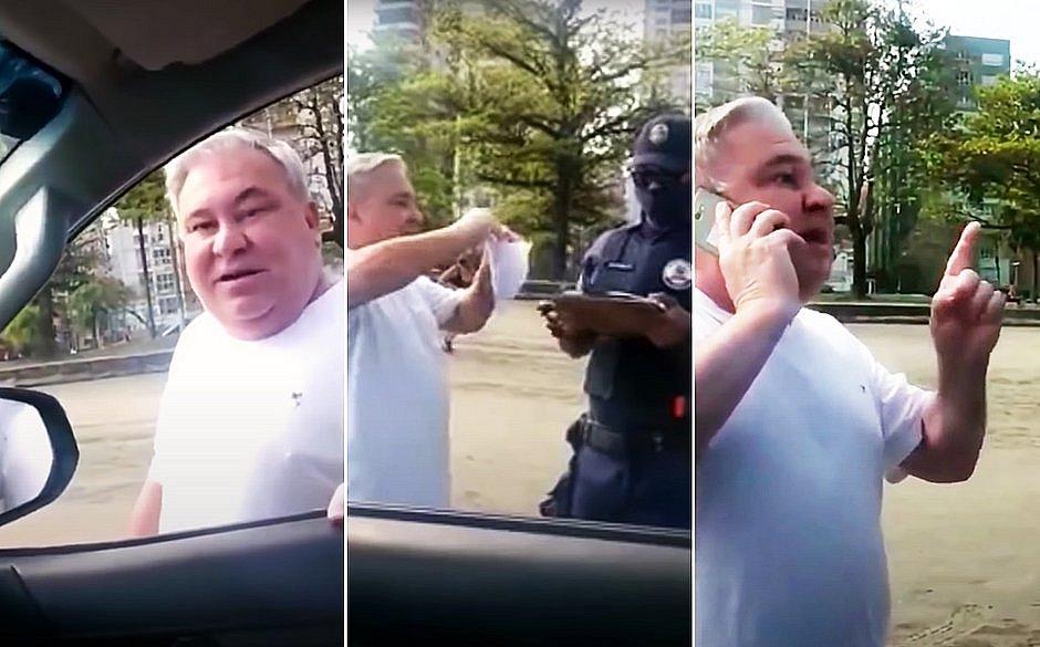 Desembargador flagrado sem máscara diz estar arrependido e pede desculpas ao guarda – Jornal Correio