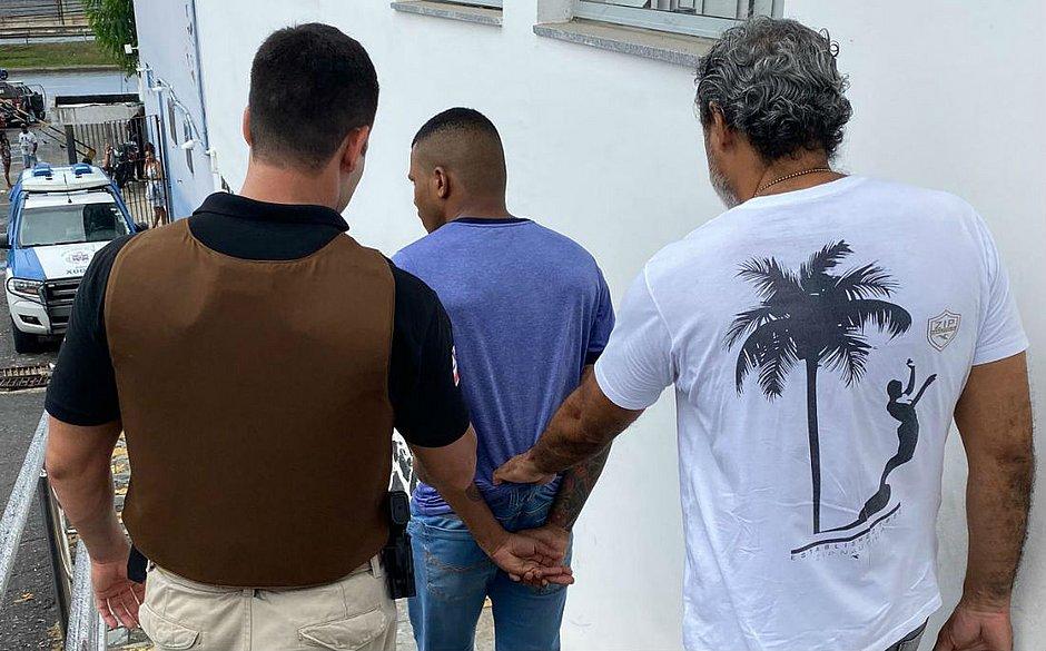 Homem foi preso em Pernambués