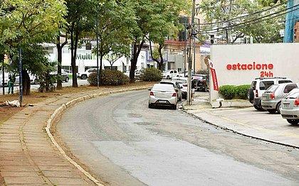 Prefeitura inicia primeira etapa da requalificação da Sabino Silva