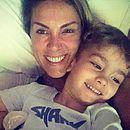 Ana e o filho, Alexandre Junior