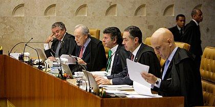 STF decide que imunidade presidencial não alcança outros investigados
