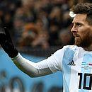 Messi vai buscar título que Argentina não consegue desde 1986