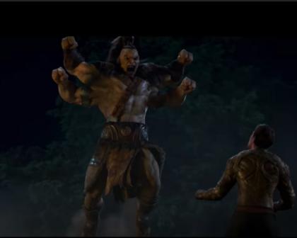 Com referência ao Brasil, novo filme sobre o clássico game Mortal Kombat divulga trailer