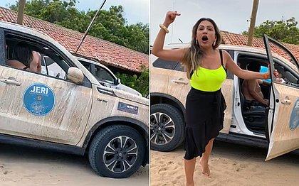 'Na Paraíba isso não existe': entenda a confusão envolvendo casal em Jericoacoara