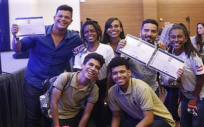 Equipe Robograma é formada por alunos do Centro Juvenil de Ciências e Cultura,  do bairro de Nazaré