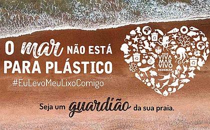 Campanha 'Mar não está para Plástico' lança segunda edição no dia 14