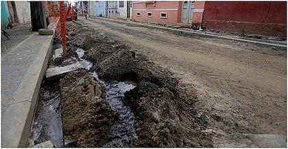 'Vamos ter que chamar a polícia em qualquer obra que acontecer?', questiona morador do Santo Antônio