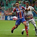 Edigar Junio deu passe para primeiro gol do tricolor na partida
