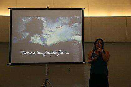 Alessandra Terumi recomenda trazer criatividade para o dia a dia