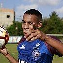 Paulinho ficou menos de um ano no Bahia