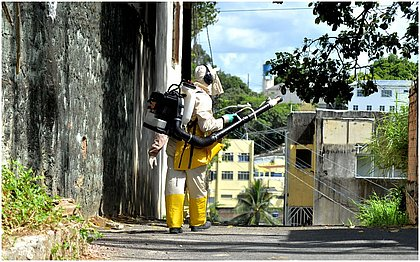Prefeitura realiza ação de combate ao Aedes em São Marcos
