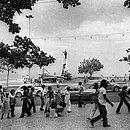 Praça Castro Alves, em 1979