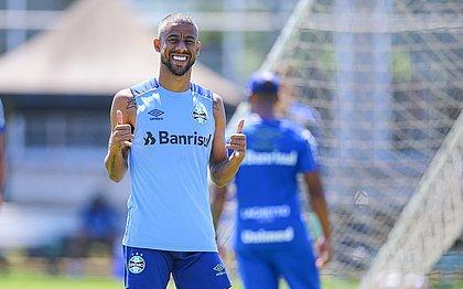 Léo Moura anuncia que deixará o Grêmio após o fim do Brasileirão