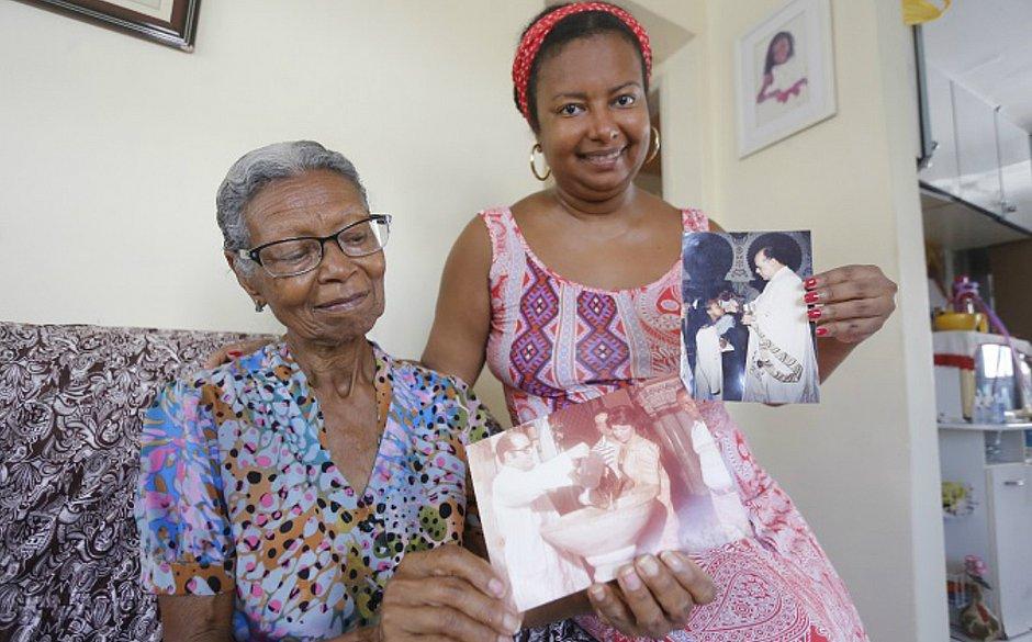 Áurea e Acy: mãe e filha recordam vivência ao lado de padre Pinto