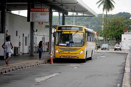 Frota de ônibus nas ruas será reduzida neste final de semana em Salvador